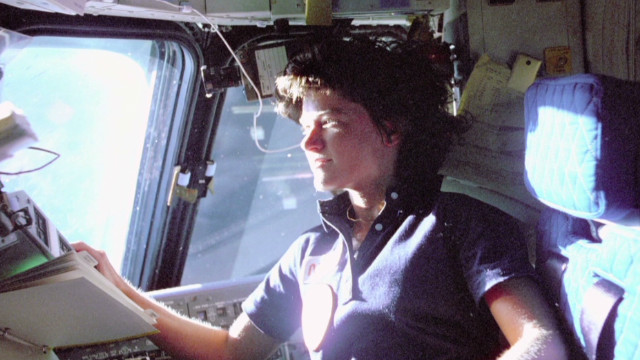 First American woman in space dies