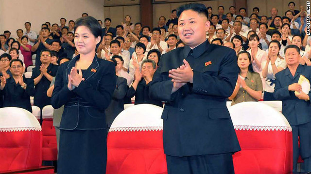 North Korean leader marries