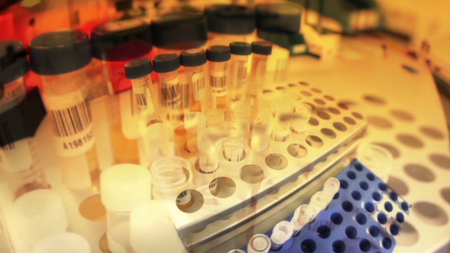 Lab looks to catch Olympic drug cheats