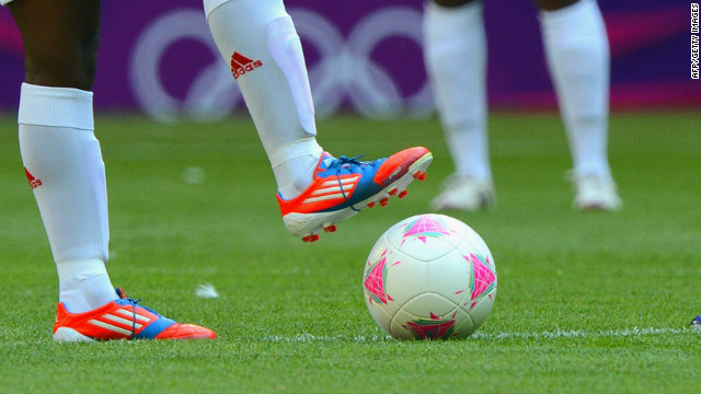Football's importance at London Games
