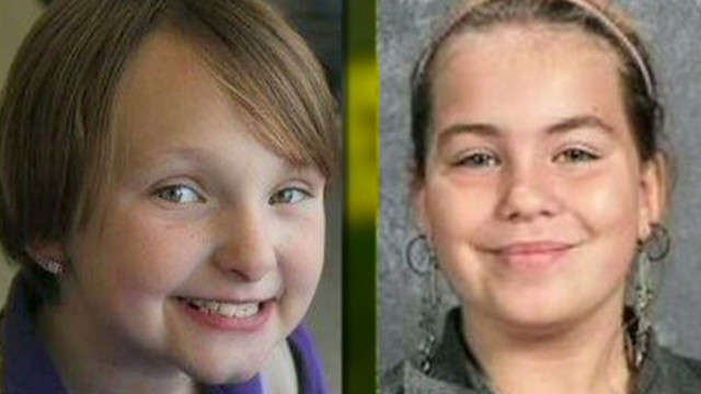 Authorities believe the bodies of  Elizabeth Collins, 8, and  Lyric Cook, 10,  missing since July, have been found.