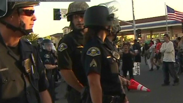Anaheim mayor reflects on cop shootings