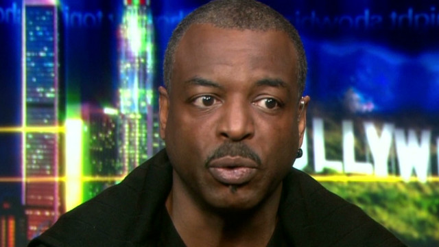 LeVar Burton on talking about tragedy
