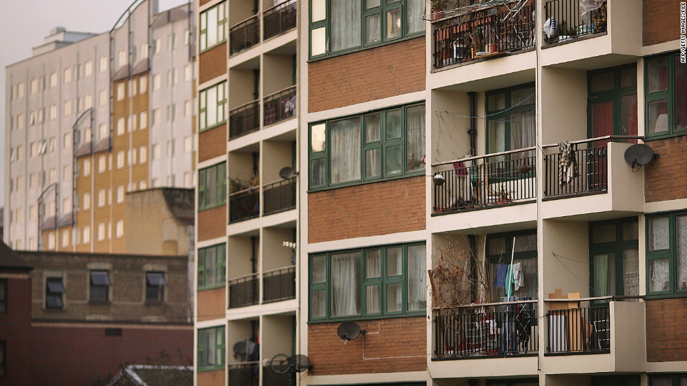 The five official Olympic boroughs in London are among Britain's poorest, and billions have been spent on regeneration projects in these areas.