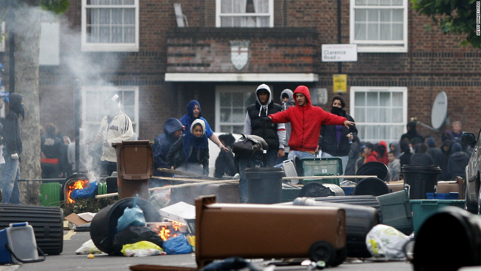 Last summer's riots in Hackney and across other parts of the capital were a reminder that gentrification hasn't solved deep-seated problems with poverty across east London.