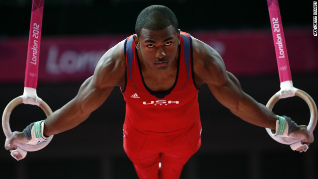 Orozco training ahead of the Olympics