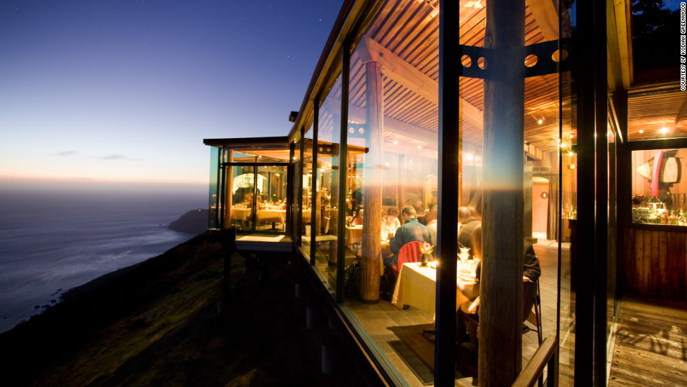 Post Ranch Inn occupies a spectacular spot overlooking the ocean with top-notch dining and spa options to enhance your enjoyment of the view.