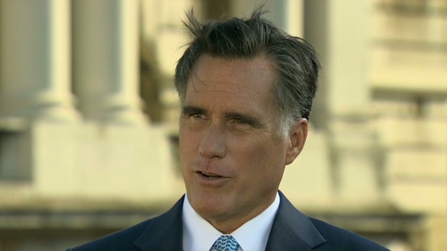 Romney: I don't support new gun laws