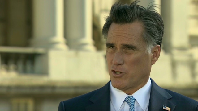 Romney: Olympic experience helped me