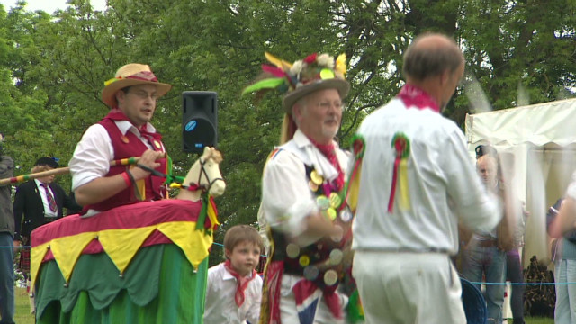 The wrath of the Morris dancers