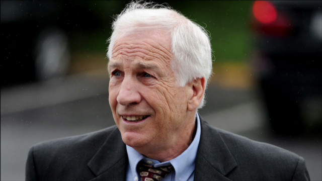 Sandusky message to victim: 'I love you'