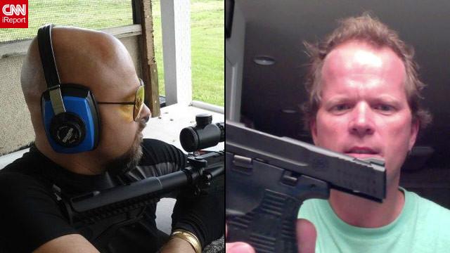 iReport debate: Gun control