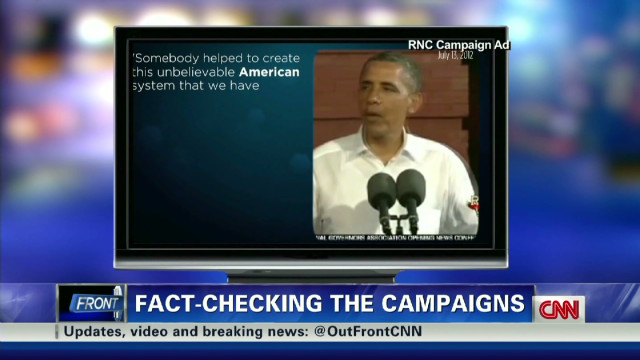 Fact-Checking campaign ads