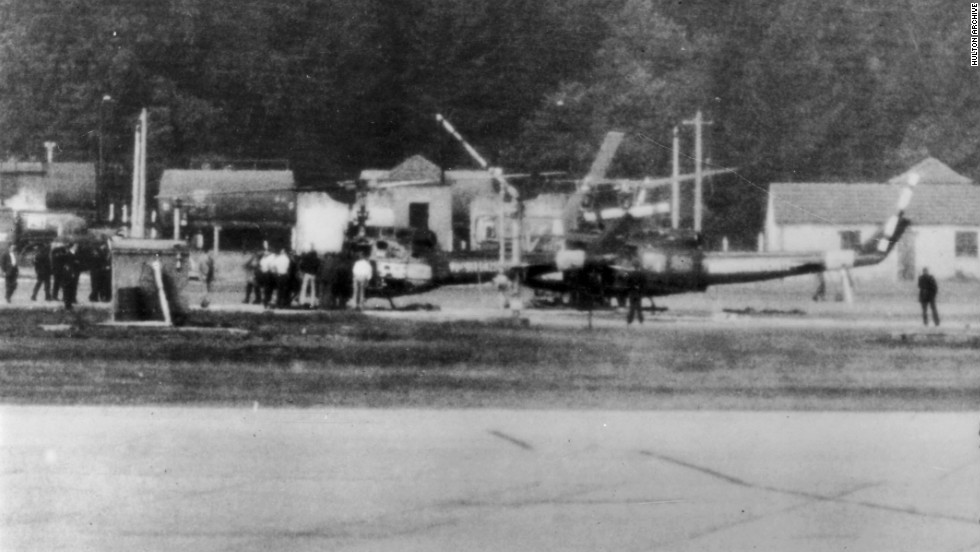 The remaining nine hostages were killed in a botched rescue mission. It later emerged that the German authorities had committed a series of blunders during the attempted rescue.