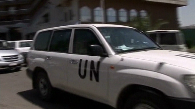 Filmmaker documents violence in Syria