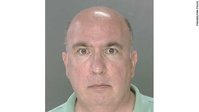 Philadelphia priest Andrew McCormick was arrested last month.