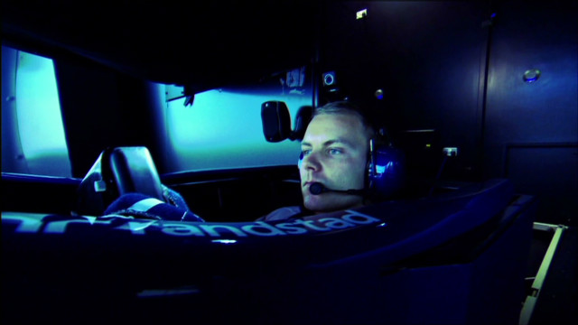 Inside the Williams F1 team's simulator