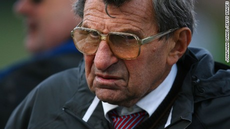 Claim: Joe Paterno was told of Sandusky abuse as early as 1976