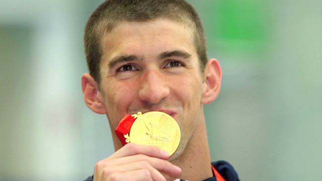 Phelps leads U.S. quest for swimming glory