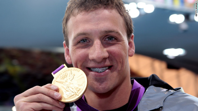 Ryan Lochte on bling and girls