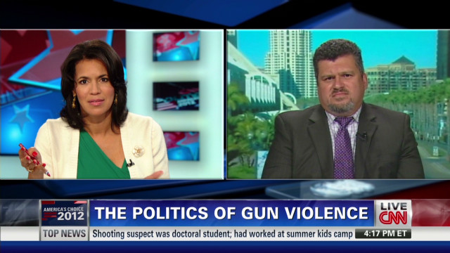 Dissecting the politics of gun violence