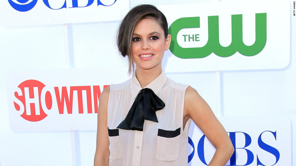 """Hart of Dixie"" actress Rachel Bilson attends The CW, CBS and Showtime 2012 Summer TCA Party in Beverly Hills on July 29."