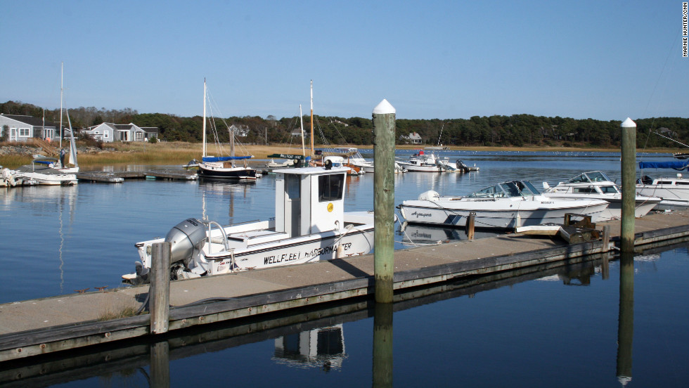 Wellfleet offers sailing, kayaking, canoeing and other sports for the water enthusiast.