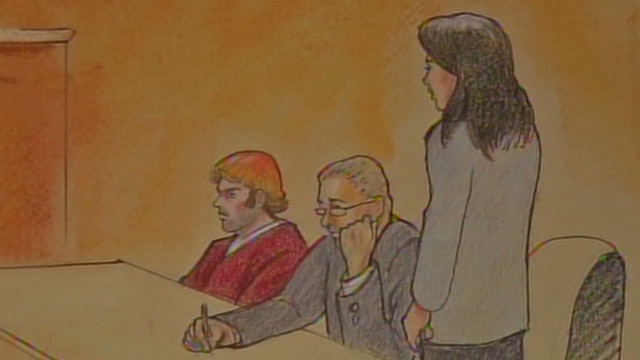 James Holmes formally charged