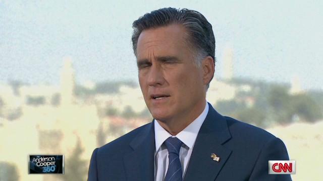 Grading Romney's overseas trip