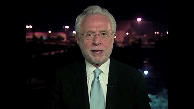 Wolf Blitzer's take on news from Israel
