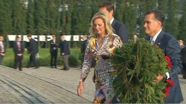 Romney to champion close US, Poland ties