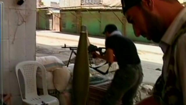 Rebels claim big victories in Syria