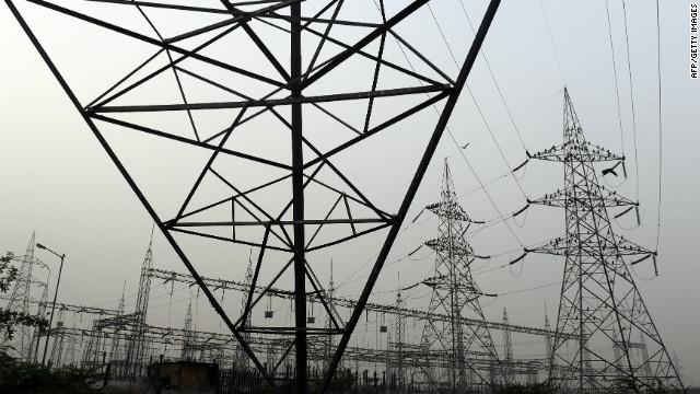 Blackouts blow India's economy