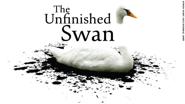 "In ""The Unfinished Swan,"" players guide a swan escaped from a painting through a surreal world."