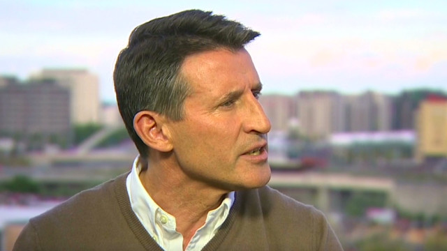 Sebastian Coe on badminton and swimming