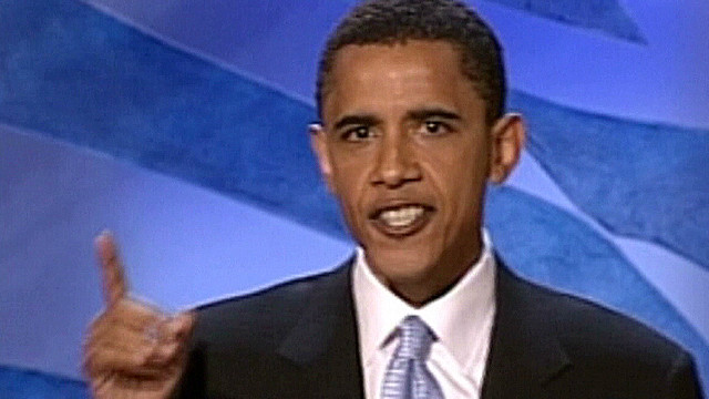 2004: Obama's breakout moment