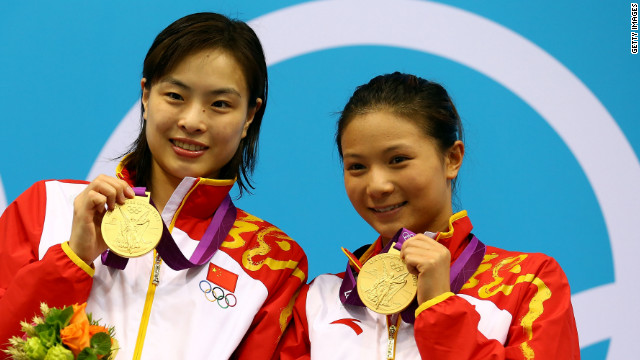 Chinese diver wins gold, learns tragic news
