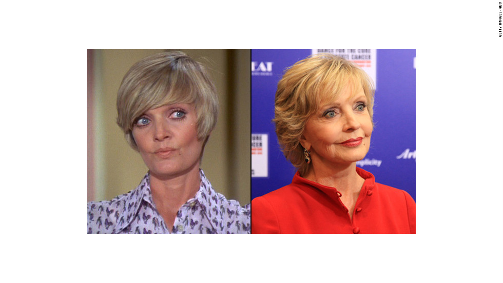 "Florence Henderson, the iconic TV mom, died Thursday at the age of 82, her manager, Kayla Pressman, said. Henderson played Carol Brady from 1969 to 1979. Her life story wasn't as ideal as the character she played. She grew up poor in Indiana, with an alcoholic father and a mother who left when she was just 12 years old, she said. Henderson used her singing talent to entertain the family and help make ends meet. Her big break came in 1951 when she landed a starring role in Rodgers and Hammerstein's ""Oklahoma!"" <br /><br /><br />"
