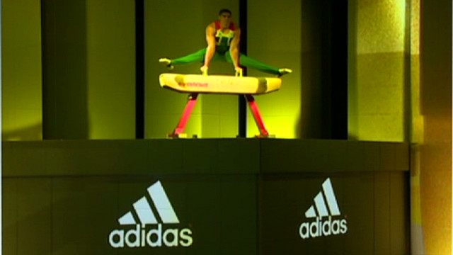 qmb intv adidas ceo on record profits_00011024