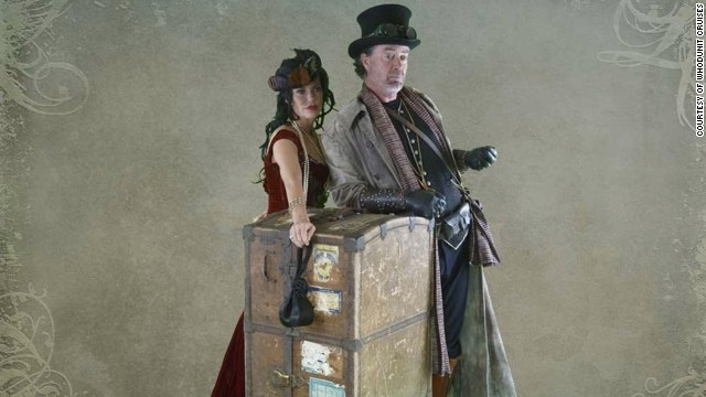 Events like the Steampunk Film Festival might be a great place to break out your punkiest gear.