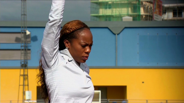 Aiming for Gold: Sanya Richards-Ross