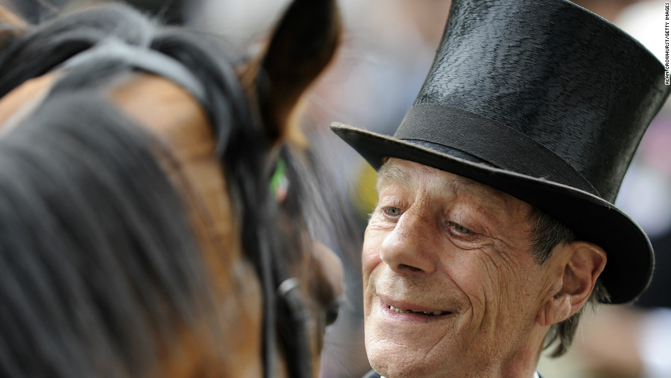 Trainer Henry Cecil has put his all into schooling Frankel. He has even installed a closed circuit TV system in the horse's stable to ensure he is safe at night.