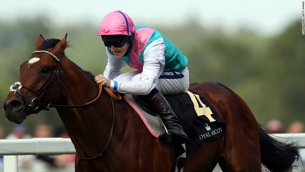 Frankel is unbeaten in 12 races and, under the stewardship of jockey Tom Queally, the four year-old has brought home winnings of just over $2.8 million for his owners.