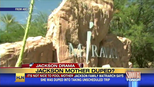 Jackson mom duped into going to Arizona