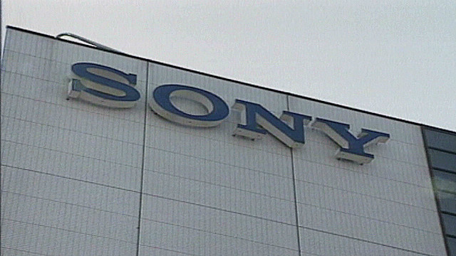 Sharp, Sony hit by strong yen