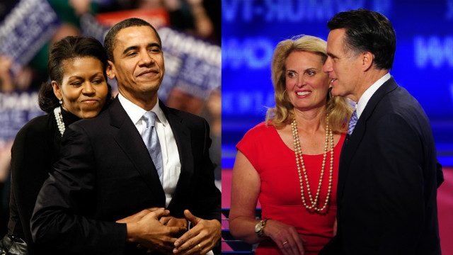 presidential candidates' wives and their role as not-so-secret weapons in campaign wars.