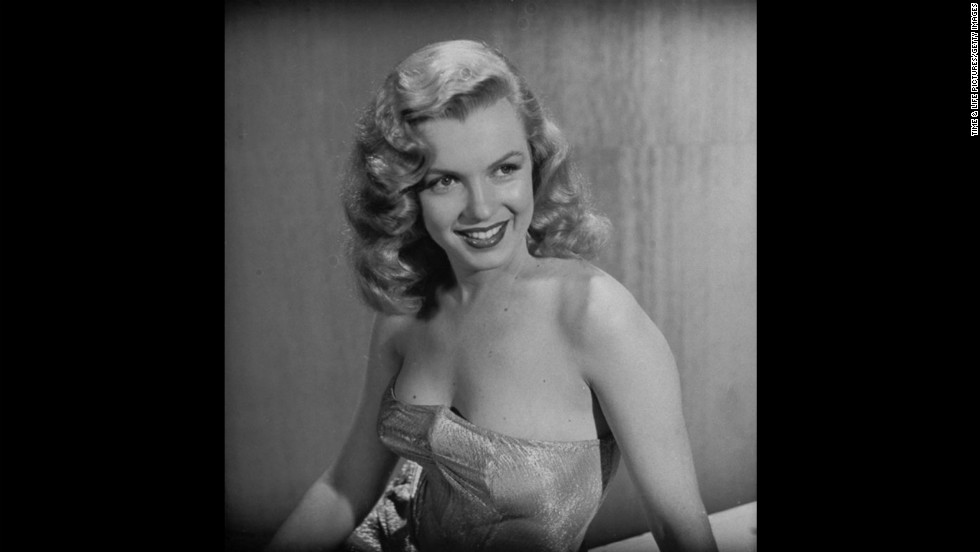 "Marilyn Monroe at age 22 in Hollywood during 1949. See more from this series on <a href=""http://life.time.com/culture/marilyn-monroe-early-photos-1949"" target=""_blank"">LIFE.com</a>."