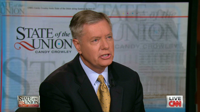 Graham: Reid is 'lying' about Romney