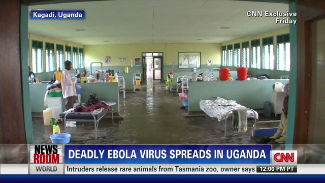 Deadly Ebola virus spreads in Uganda