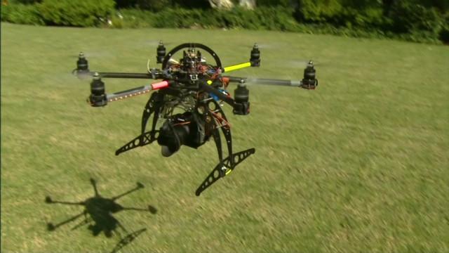 More drones over America
